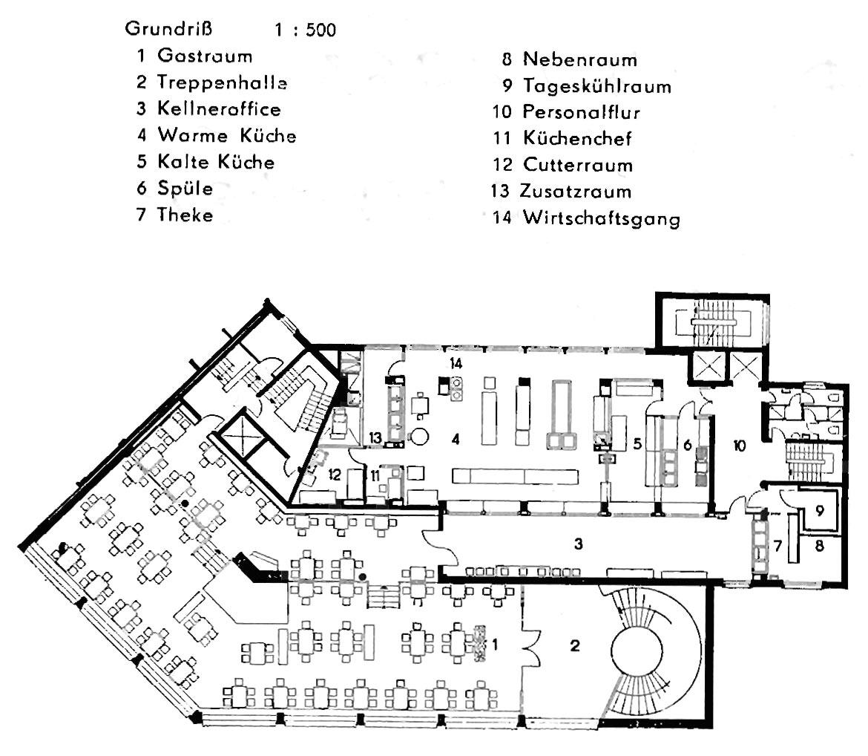 Szegedhaus (Block D) Wilsdruffer Straße, ehemals Ernst ...